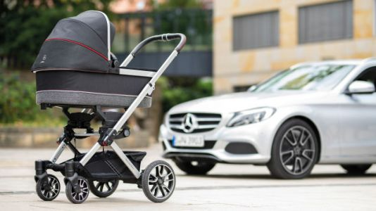 I Pity the Poor Parents Who Can't Afford the 'Mercedes of Baby Carriages'