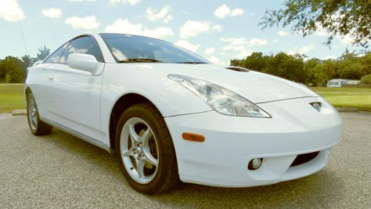 At $5,300, Could This 2000 Toyota Celica GT-S Prove a Point?