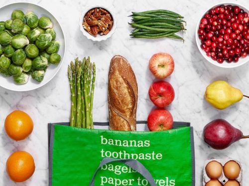 Amazon's Prime Day deal on AmazonFresh, its grocery delivery service