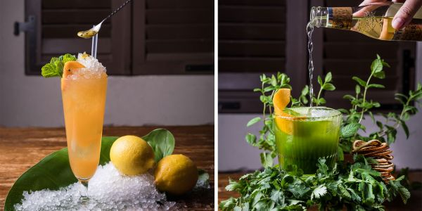 Mock Rocks: The Virgin Cocktail Comes of Age