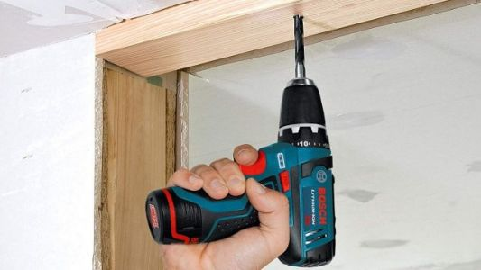 Save On a Compact and Powerful Bosch Drill, Plus Free Bits