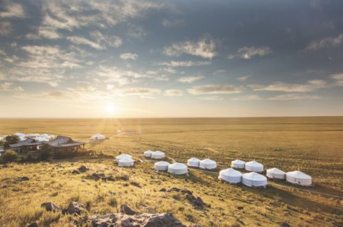 Spectacular Remote Hotel Suites of the World