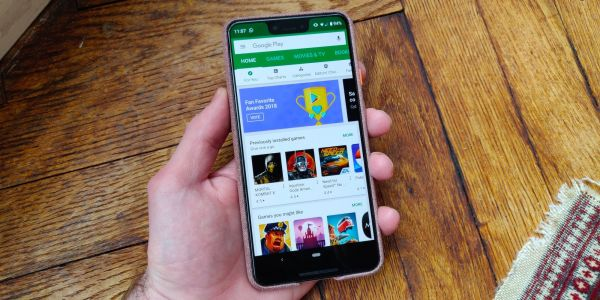 More than 500,000 people downloaded games on the Google Play Store that were infected with nasty malware - here are the 13 apps affected
