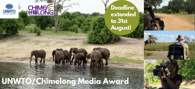 UNWTO/Chimelong Media Award on Wildlife and Sustainable Tourism