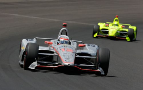 Will Power Wins The Indianapolis 500 Ten Years After His First Try