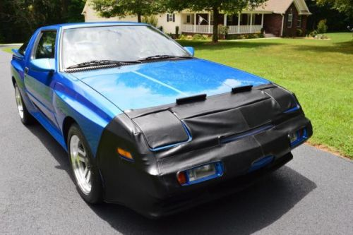 At $10,777, Is This 1989 Chrysler Conquest TSi a Captive Import That'll Capture Your Heart?