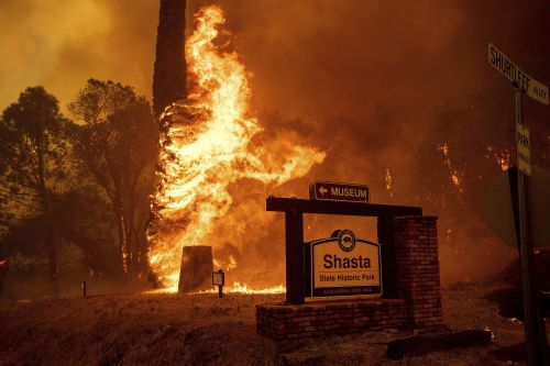 California is suffering from a devastating wildfire season - here's where fires are tearing through the state