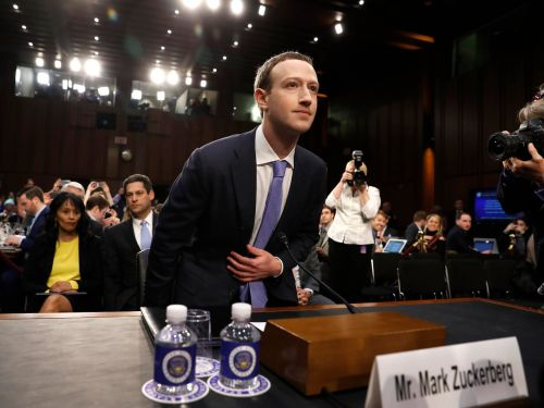 Here's what to expect when Facebook CEO Mark Zuckerberg faces angry EU lawmakers next week
