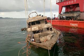 Thailand Probes Boat Sinking, With Billions of Chinese Tourist Dollars at Stake