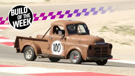 Racing a 1949 Dodge Truck Was the Easy Part