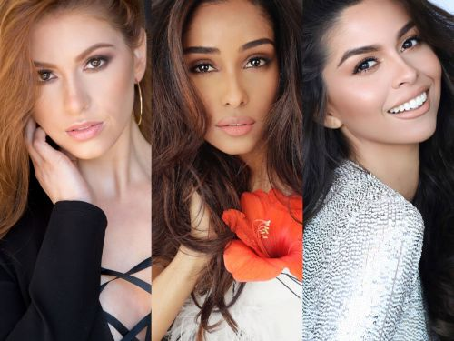 20 front runners for the 2018 Miss USA pageant crown