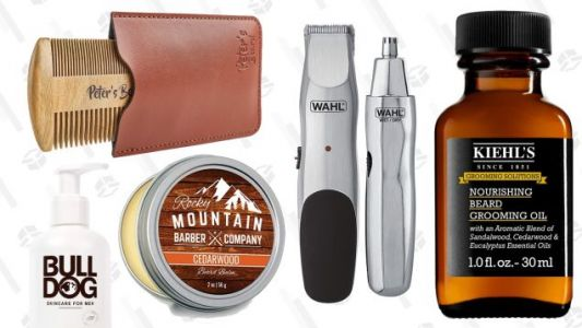 Everything You Need to Maintain A Handsome Beard