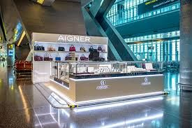 Qatar Duty Free Launches its First AIGNER Luxury Pop-up in Qatar