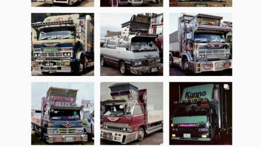 Dekotora Alert: This Instagram Just Posts Pictures of Japan's Unreal Supertrucks