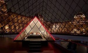 Airbnb turns Louvre into a hotel for one night and one time only