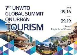 7th UNWTO Global Summit on Urban Tourism to be held in Seoul in September