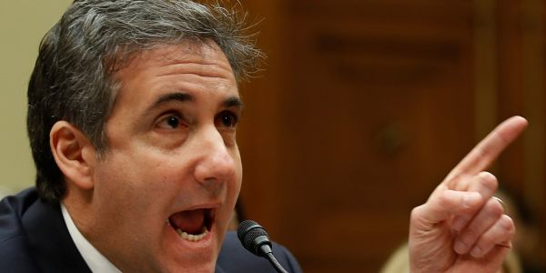 Michael Cohen implicated at least 4 people in Trump's orbit during marathon House testimony