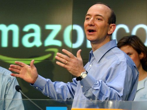 Jeff Bezos emailed 1,000 Amazon customers in 1997 asking what he should sell - and the common theme in their answers is still clear in the business model today