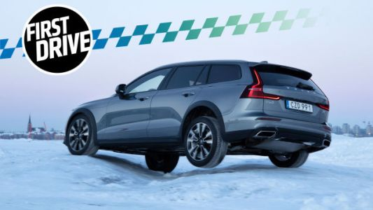The 2020 Volvo V60 Cross Country Is The Anti-Crossover