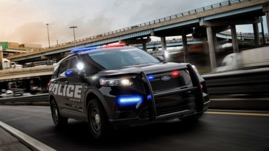 The New Hybrid Ford Police Interceptor Utility Is Going to Save Us All a Lot of Money