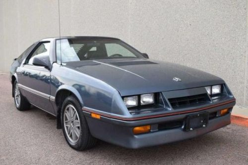At $8,995, Is This 1986 Chrysler Laser XT Turbo A Truly Coherent Deal?
