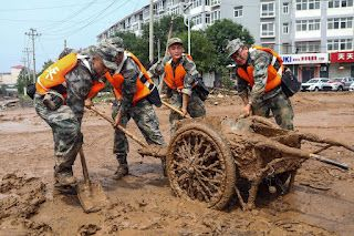 As China Cleans Up From Zhengzhou Floods, Authorities Keep a Grip on Information