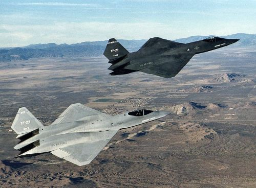 Check out the Black Widow II - the advanced fighter that lost out to the F-22 Raptor