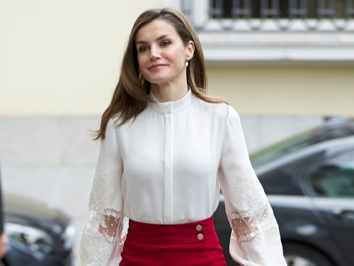 The fabulous life of Queen Letizia, a news anchor who married into Spanish royalty