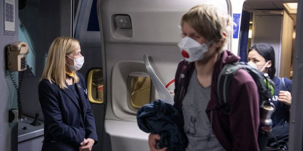 Canada is making face coverings compulsory on all flights - another sign that masks are becoming an unavoidable part of life