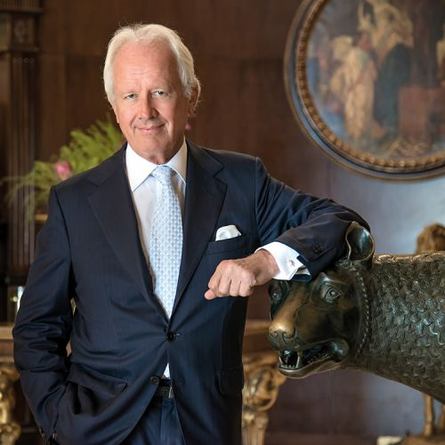 Behind the Scenes with Hotel Hassler Roma's Roberto Wirth