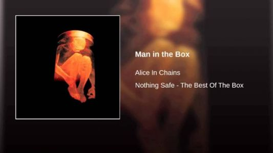 Alice in Chains - 'Man in the Box'
