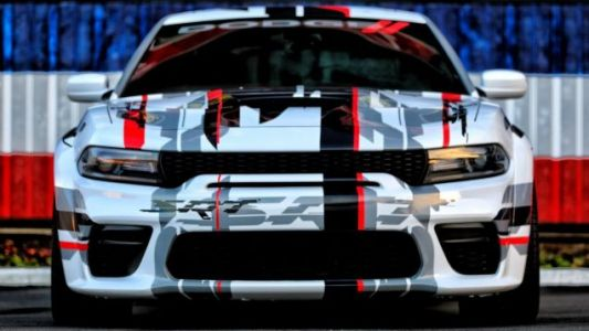 Dodge Built a Widebody Charger Because That's Just What It Does