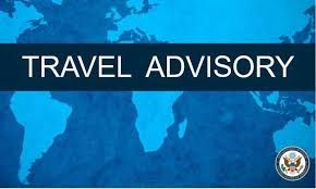 U.S. travel advisories introduces risk indicator for 35 countries