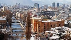 Sarajevo, Bosnia & Herzegovina set for city sightseeing