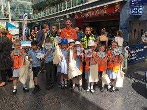 Rail Safety Week - Helping Keep People Safe On The Railway