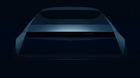 Hyundai Teases Their New EV Concept Called 『45』And Yes Those Things Are Part Of The Name