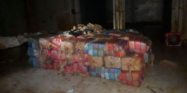 The US Coast Guard helped make a 'historic' cocaine bust at a busy drug-trafficking hub