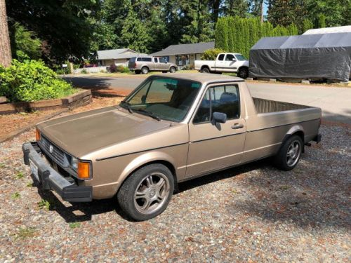 At $4,500, Might This 16V 1983 VW Caddy Tee Up Some Good Times?