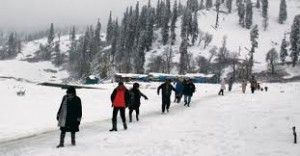 Tourism department arranges snowboarding, ski at Doodhpathri