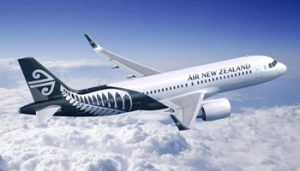 Air New Zealand Takes Off for Seoul