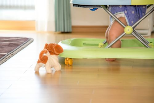 Pediatricians are calling for a common baby toy to be banned because of the amount of reported injuries