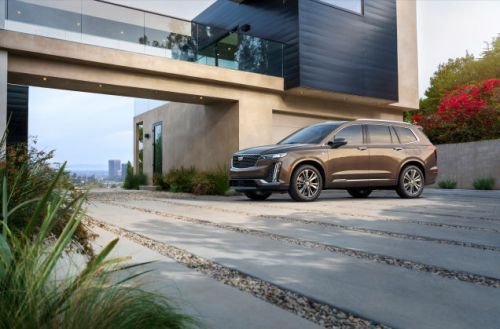 The 2020 Cadillac XT6 is a 7 Seat Crossover With Big Style