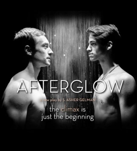 Gay relationships on full display in off-Broadway play Afterglow