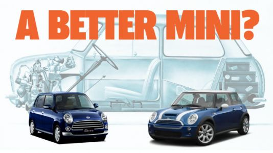 That Time Daihatsu Made A Better New Mini Than Mini