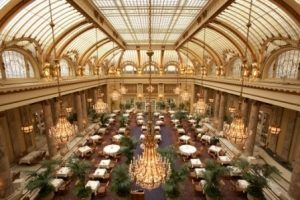 Palace Hotel 45,000 sqft meeting and event space renovated