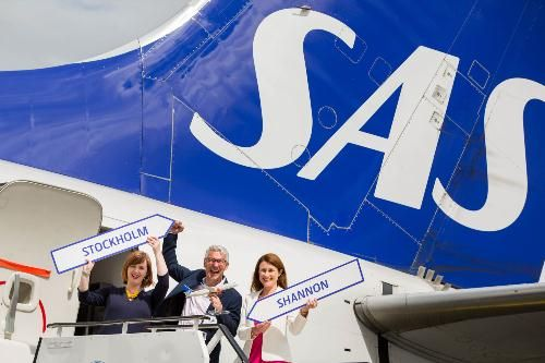 SAS introduces direct services to the new airport in Sälen/Trysil