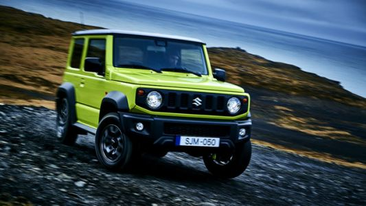 Suzuki Will Pull The Jimny From Europe For Failing To Meet 2021 Emissions Regs