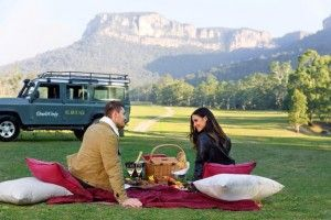Emirates One&Only Wolgan Valley Launches The Krug Picnic