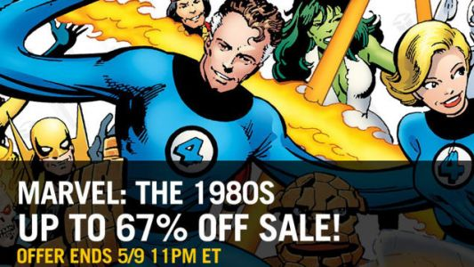 Relive the Madness of 1980s Marvel Comics with This Astonishing Comixology Sale