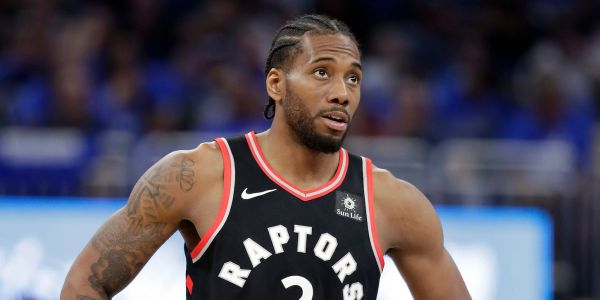The Clippers reportedly looked into buying Kawhi Leonard's signature logo from Nike to woo him in free agency